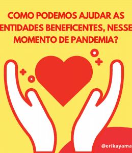 Como ajudar as entidades nipo-brasileiras nesse período de pandemia?